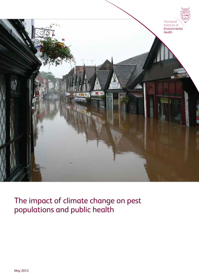 The Impact Of Climate Change On Pest Populations And Public Health