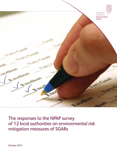 CIEH NPAP Survey Responses