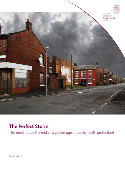The Perfect Storm: This Need Not Be The End Of A Golden Age Of Public Health Protection!