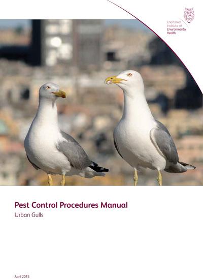 Pest Control Procedures Manual: Urban Gulls