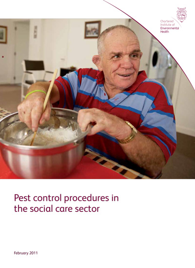 Pest Control Procedures In The Social Care Sector