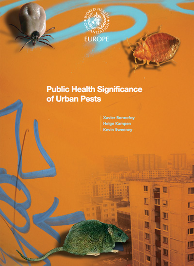 Public Health Significance Of Urban Pests