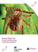 Brown Dog Tick: Control and prevention in domestic situations