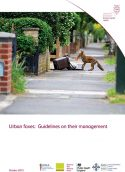 Urban foxes: Guidelines on their management